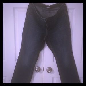 Old navy size 18 Short bootcut jeans
